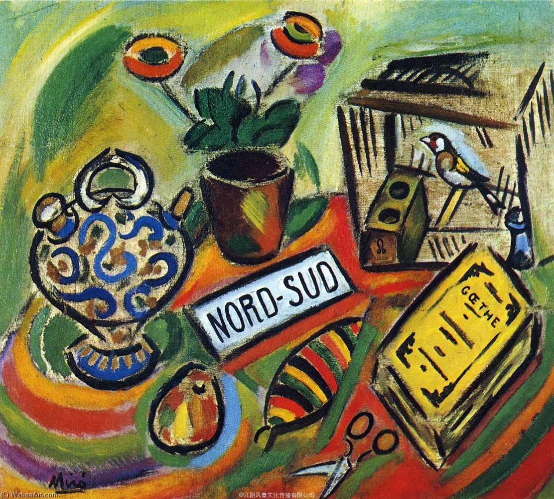 the influence of spanish civil war on joan miros art