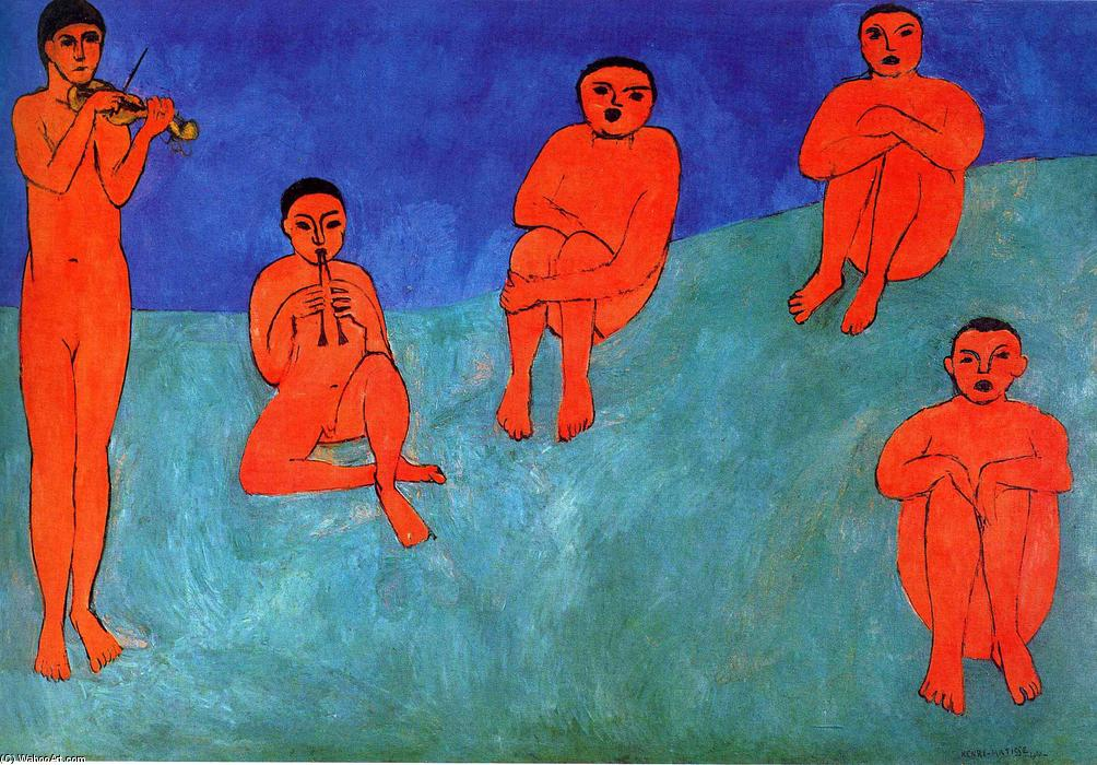 an analysis of henri matisse who is celebrated as one of the centurys greatest colorists
